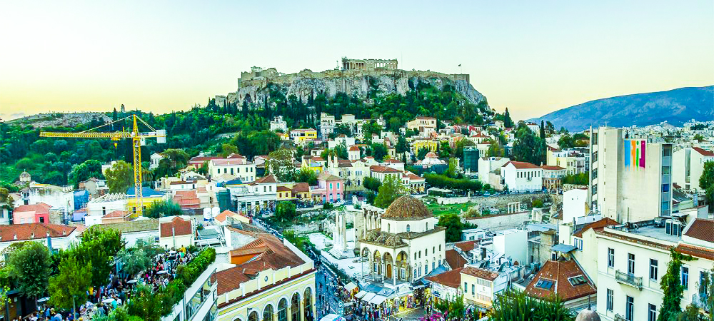 Greece- The Best Hotels, Restaurants & Things to do