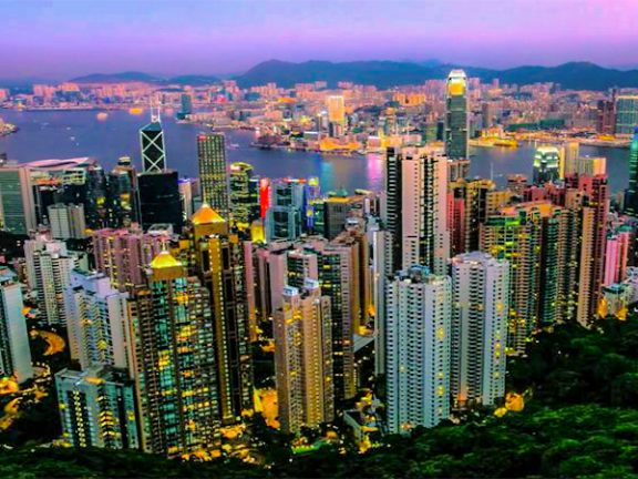 10 Best places in Hong Kong- China