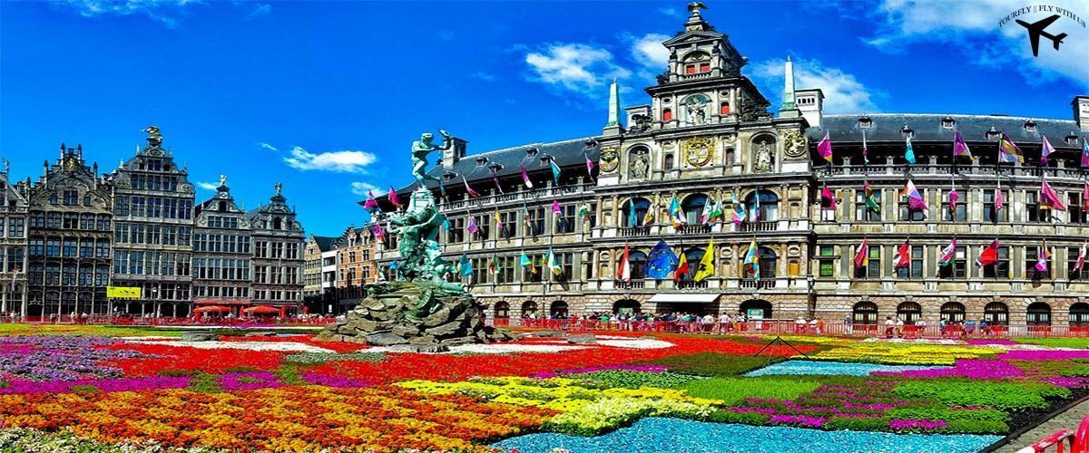 The Antwerp - Belgium | Best Hotels, Restaurants, Foods & Things to do
