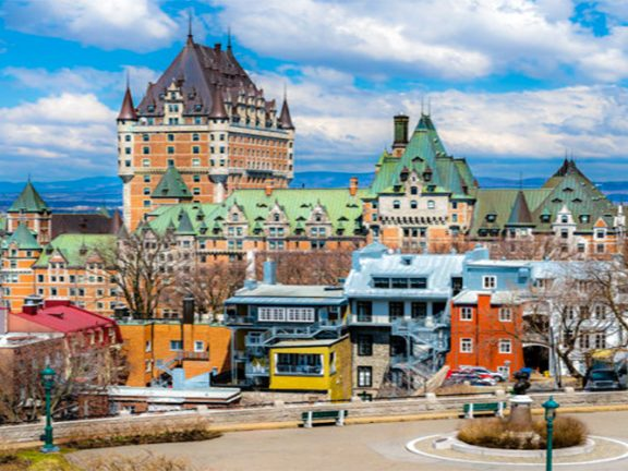 Quebec City - Canada - Best Place, Hotel, Restaurants, Food & Things to do