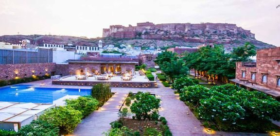 Hotel RAAS, Jodhpur-India | Hotel - Resort, Foods & Services