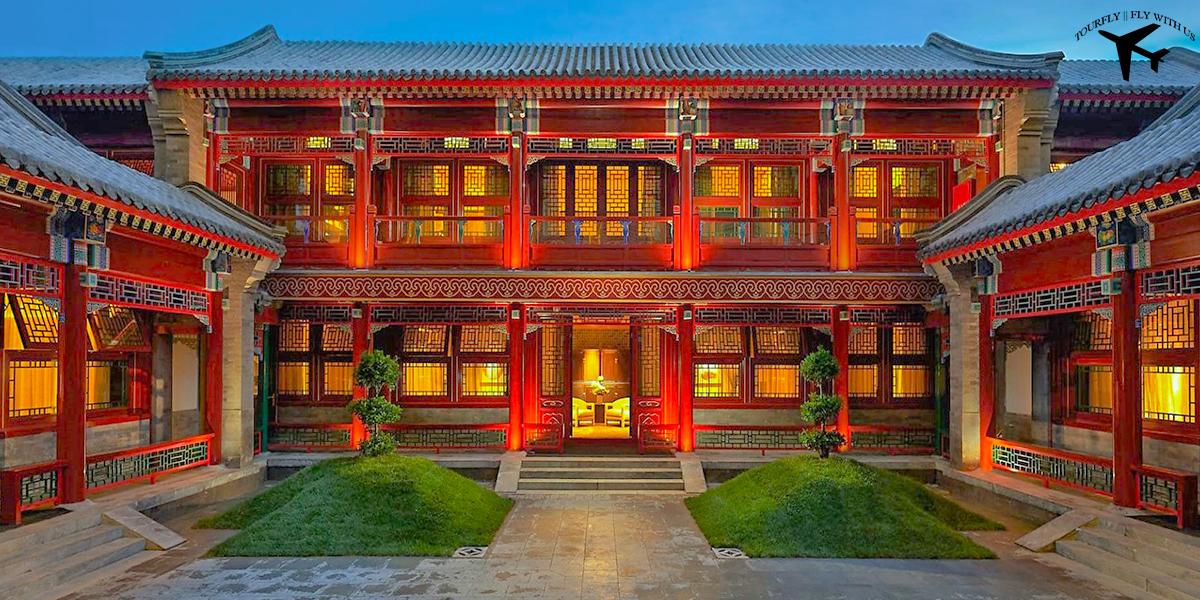 Waldorf Astoria Beijing, China। Best Room & Foods